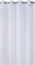 France Sky Panel Curtain, Polyester, Cotton,
