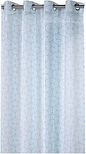 France Sky Panel Curtain, Polyester, green, 260x