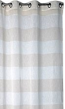 France Sky Panel Curtain, Polyester, natural,