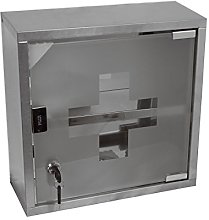 FRANDIS 191105 Stainless Steel Medicine Cabinet 30