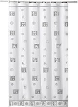 FRANDIS Polyester Shower Curtain 180x 200cm