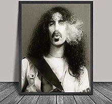 Frank Zappa Poster Print Rock Music Legends
