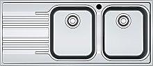 Franke 1010356896 SRX 621 Stainless Steel