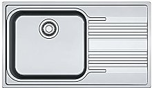 Franke 85864822 MAS18MT SRX 611-86 LB, INOX