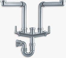 Franke Siphon 2 Sink Plumbing Kit