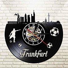 FrankfurtGerman City Football Stadium Fans