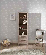 Franklin Nursery Bookcase - Grey Wash