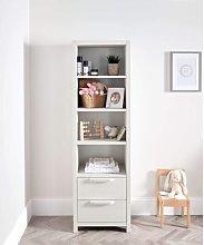 Franklin Nursery Bookcase - White Wash