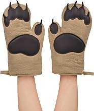 Fred & Friends Bear Hands Heat Resistant Oven