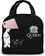 Freddie Mercury Reusable Lunch Bag Lunch Tote Bag
