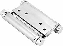 Free Double Doors Spring Hinge Stainless Steel