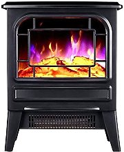 Free Standing Electric Fireplace Electric