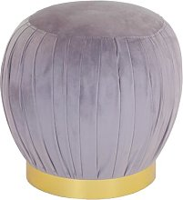 Freedman Pouffe Fairmont Park Upholstery Colour: