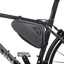 FREEDOL Bicycle Saddle Bag, Bicycle Triangle Bag