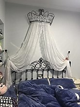 FreF Princess bed canopy,European wrought iron