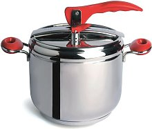 Freida 5L Stainless Steel Pressure Cooker Symple