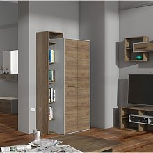 French 2 Door Wardrobe Mercury Row Colour