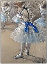 French Edgar Degas Ballet dancer Wall Art Home