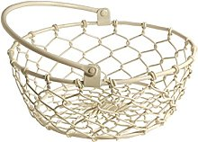 French Kitchen Collection Hanging Basket Large