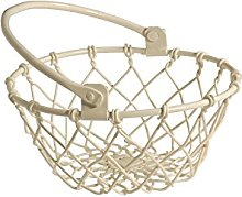 French Kitchen Collection Hanging Basket Small