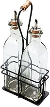 French Kitchen Collection Oil and Vinegar Set,