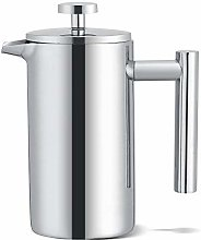 French Press 350ml Stainless Steel Coffee French