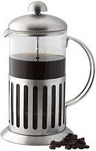 French Press Coffee Maker 600ml / 6 Cup Plunger /