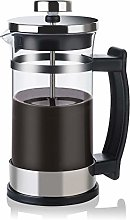 French Press Coffee Tea Maker Cafetiere Stainless