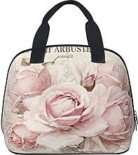 French Shabby Chic Waterproof Insulated Lunch Bag