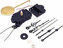 freneci 2 Set Clock Movement Kits DIY Parts