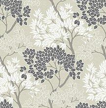 Fresco Lykke Tree Natural Wallpaper