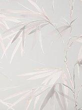 Fresco Watercolour Reed Wallpaper