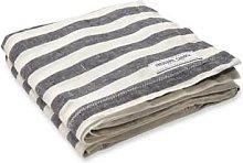 Frescobol Carioca - Linen Towel Midnight Midnight