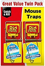 Fresh Baited Mouse Trap x 2 STV197