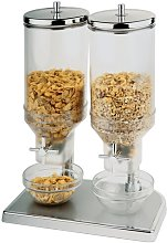 Fresh & Easy 4.5 L Cereal Dispenser with 2