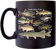 Freshwater Fish Anglers Fishermans Klassek Fishing