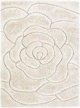 Fresno Rose Rug - 160x230cm - Cream