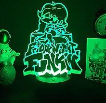 Friday Night Funkin Led Light,FNF Pico BF GF