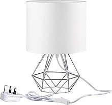 FRIDEKO HOME Modern Desk Lamp 21cm Mini Table Lamp