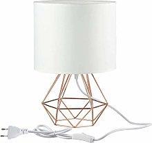 Frideko Modern Table Lamp - Minimalist Industrial