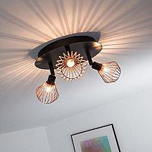 Frideko Vintage Ceiling Spotlight, Retro