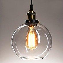 Frideko Vintage Pendant Light, Retro Industrial