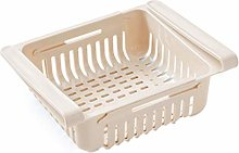 Fridge Organizer Drawer, Refrigerator Pull-Out