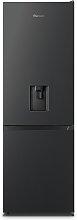 Fridgemaster MC60287DB Fridge Freezer - Black