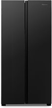 Fridgemaster MS83430FFB American Fridge Freezer -