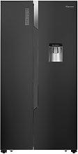 Fridgemaster MS91515BFF American Fridge Freezer -