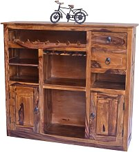 Friedrich Bar Cabinet Union Rustic