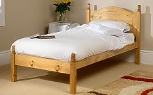 Friendship Mill Orlando Wooden Bed Frame, Small