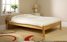 Friendship Mill Studio Wooden Bed Frame, Small