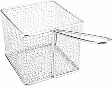 Fries Basket, Easy to Clean Fries Baskets,